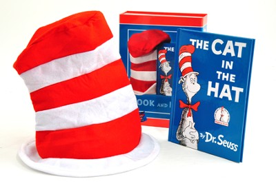 The Cat in the Hat Book and Hat  -     By: Dr. Seuss