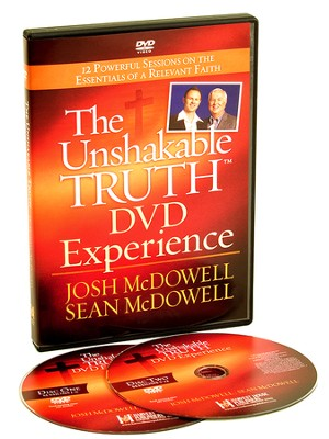 The Unshakable Truth: 12 Powerful Sessions on the Essentials of a Relevant Faith--DVD Experience  -     By: Josh McDowell, Sean McDowell
