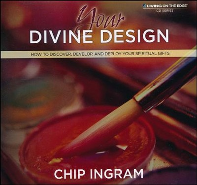 Your Divine Design CD Series  -     By: Chip Ingram