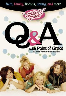 Girls of Grace Q & A - eBook  -     By: Point of Grace
