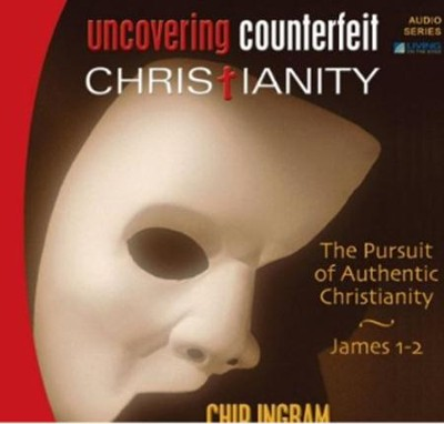 Uncovering Counterfeit CD Series  -     By: Chip Ingram