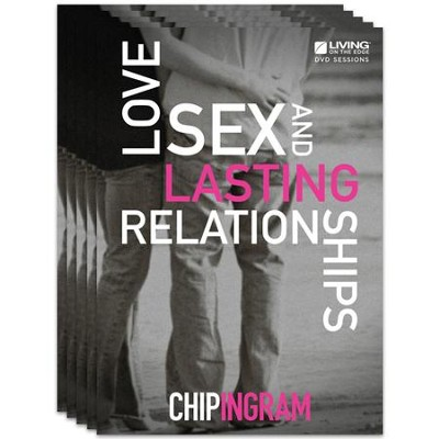 Love, Sex and Lasting Relationships Study Guide, Revised, Pack  of 5  -     By: Chip Ingram