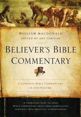 Believer's Bible Commentary, Ebook: Second Edition / Special edition - eBook  -     By: William MacDonald