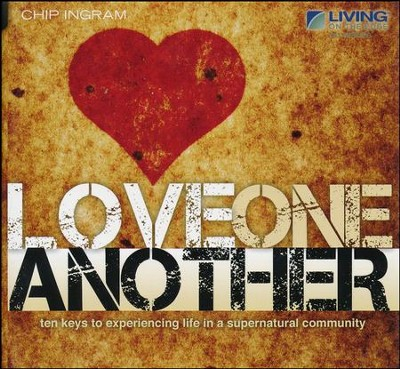 Love One Another CD Series  -     By: Chip Ingram