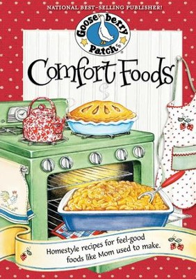 Comfort Foods Cookbook   -