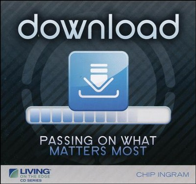 Download CD Series  -     By: Chip Ingram