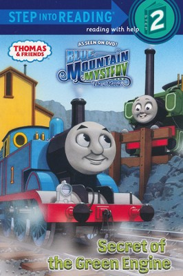 Step Into Reading, Level 2: Blue Mountain Mystery, Secret of the Green Engine  -     By: Rev. W. Awdry