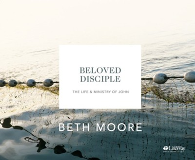 Beloved Disciple, CD Set (New Look): The Life and Ministry of John  -     By: Beth Moore