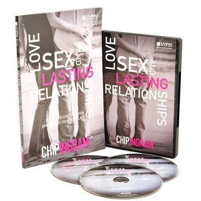 Love, Sex and Lasting Relationships Revised (1 DVD Set & 1  Study Guide)  -     By: Chip Ingram