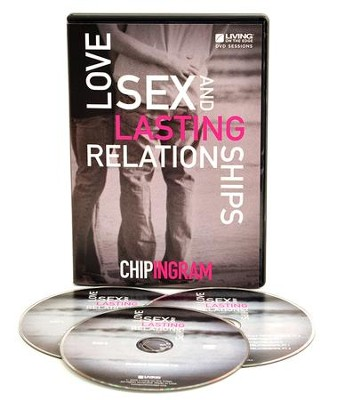 Love, Sex and Lasting Relationships DVD Set, Revised   -     By: Chip Ingram