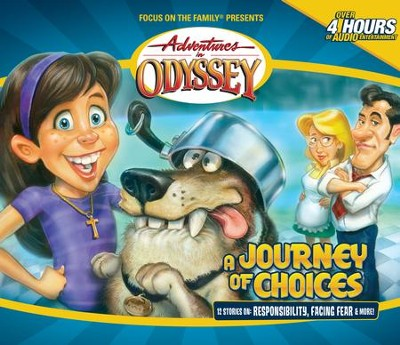 Adventures in Odyssey® 265: War of the Words   [Download] -