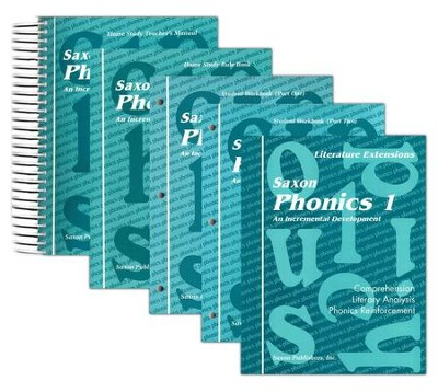 Saxon Phonics 1, Home Study Kit   -