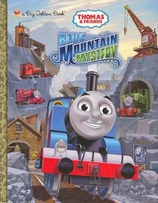 Blue Mountain Mystery: Thomas & Friends   -     By: Rev. W. Awdry     Illustrated By: Tommy Stubbs III