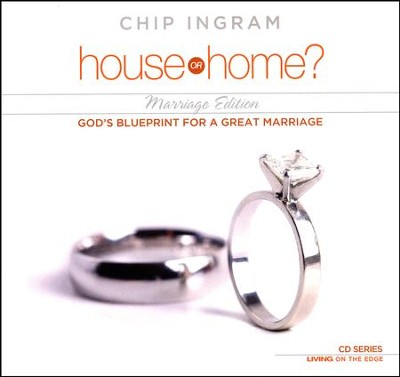 House or Home Marriage CD Series  -     By: Chip Ingram