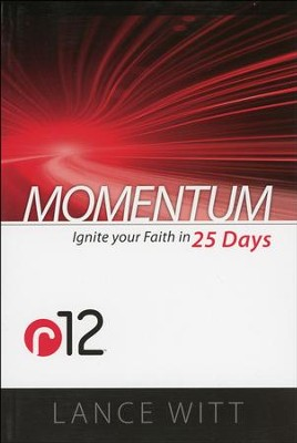Momentum Devotional  -     By: Chip Ingram, Lance Witt