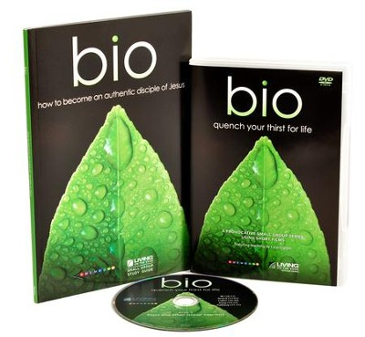 BIO Group Starter Kit (1 DVD Set & 5 Study Guides)  -     By: Chip Ingram