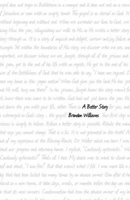 A Better Story - eBook  -     By: Brandon Williams