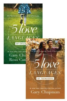 The 5 Love Languages of Children/The 5 Love Languages of Teenagers Set / Digital original - eBook  -     By: Gary Chapman, Ross Campbell