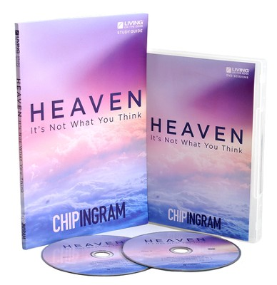 Heaven Personal Study Kit (1 DVD Set & 1 Study Guide)   -     By: Chip Ingram