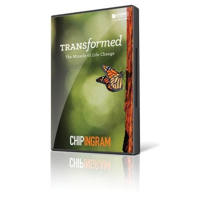Transformed DVD Set   -     By: Chip Ingram