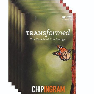 Transformed Study Guide, 5 Pack   -     By: Chip Ingram