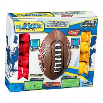 Mini Playbook, Flag Football Set  -