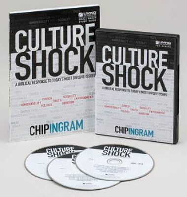 Culture Shock Group Starter Kit (1 DVD Set & 5 Study Guides)  -     By: Chip Ingram