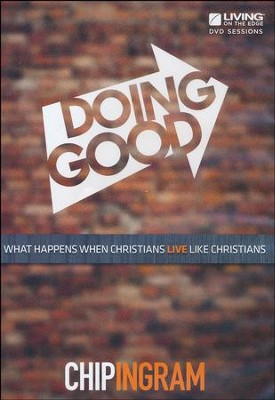 Doing Good DVD  -     By: Chip Ingram