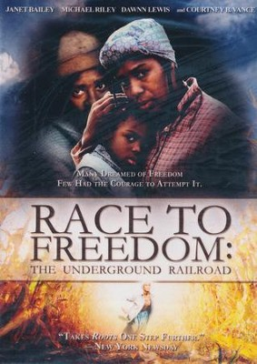 Race to Freedom: The Underground Railroad   -