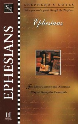Shepherd's Notes: Ephesians   -     By: David R. Shepherd