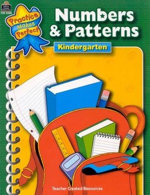 Numbers & Patterns, Grade K                  -     By: Homeschool