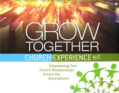 Grow Together Church Experience Kit   -     By: Jeff Myers