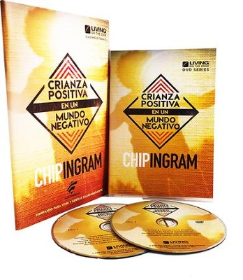 Effective Parenting Spanish Group Kit (1 DVD Set & 5 Study  Guides)  -     By: Chip Ingram
