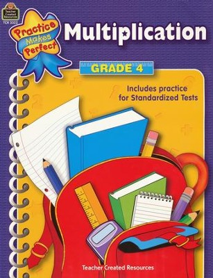 Multiplication, Grade 4   -     By: Homeschool