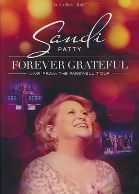 Forever Grateful DVD  -     By: Sandi Patty