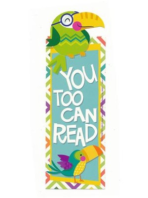 You-Can Toucan Bookmarks (Pack of 36)   -