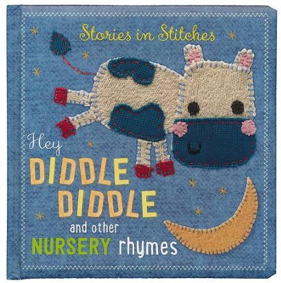 Hey Diddle Diddle and Other Nursery Rhymes Boardbook  -