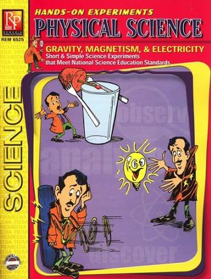 Hands-On Experiments: Physical Sci.: Gravity, Magnets & Electricty   -     By: Harold Silvani