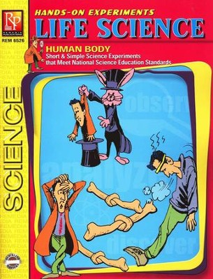 Hands-On Experiments: Life Science, The Human Body   -     By: Harold Silvani