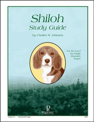 Shiloh Progeny Press Study Guide   -     By: Charles W. Johnson