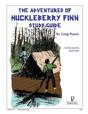 The Adventures of Huckleberry Finn Progeny Press Study Guide Grades 9-12  -     By: Gregory Power