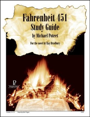 Fahrenheit 451 Progeny Press Study Guide   -     By: Michael Poteet