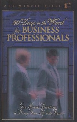 90 Days in the Word for Business Professionals   -