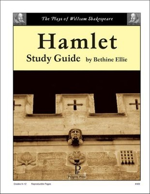 Hamlet Progeny Press Study Guide   -     By: Bethine Ellie