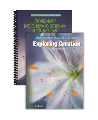 Exploring Creation with Botany Advantage Set (with Notebooking Journal)  -     By: Jeannie Fulbright