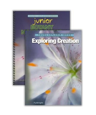 Exploring Creation with Botany Advantage Set (with Junior Notebooking Journal)  -     By: Jeannie Fulbright