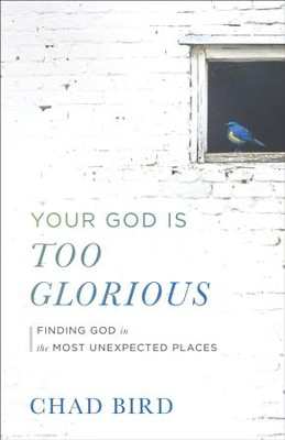 Your God Is Too Glorious: Finding God in the Most Unexpected Places - eBook  -     By: Chad Bird