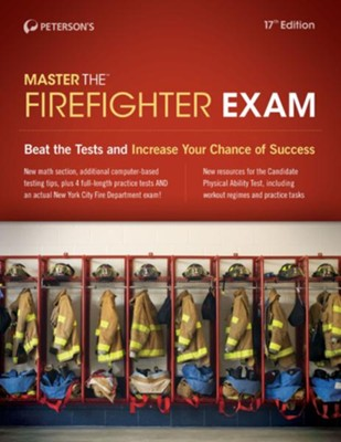 Master the Firefighter Exam  -     By: Peterson's