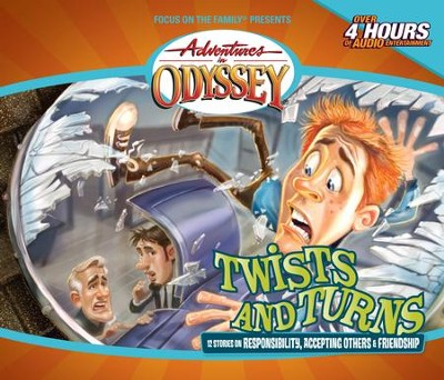 Adventures in Odyssey ® #23: Twists and Turns  -