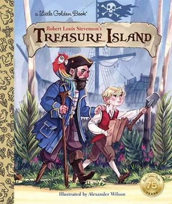 Treasure Island  -     By: Dennis Shealy